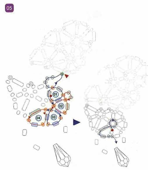 схема плетения изделий из